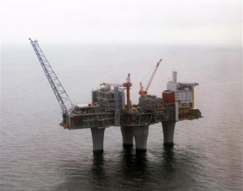 А то нефтяная океанская