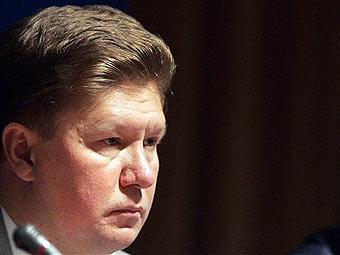 Миллер, председатель совета директоров Газпромбанка
