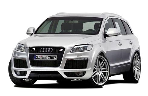 Audi отказывается от гибридного q7