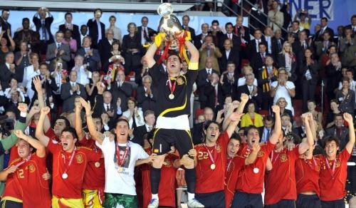 германия испания футбол счет фото
