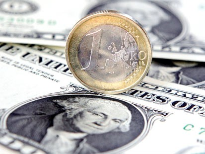 Банк рост курс евро