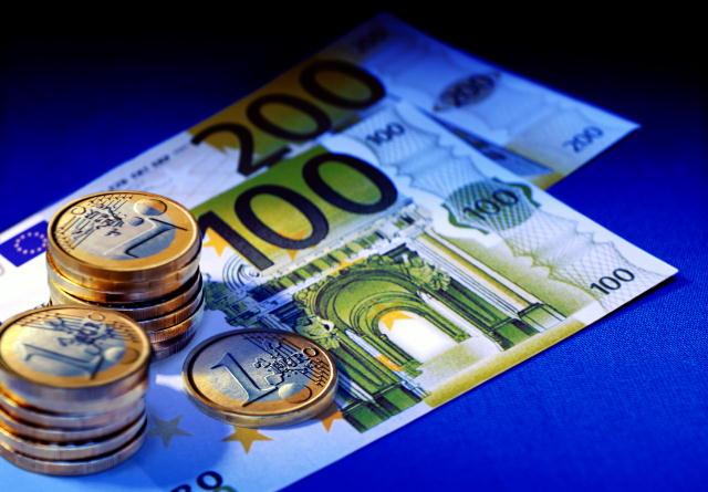 Евро взлетает вверх